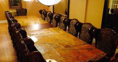 Grant Hall Safari Room